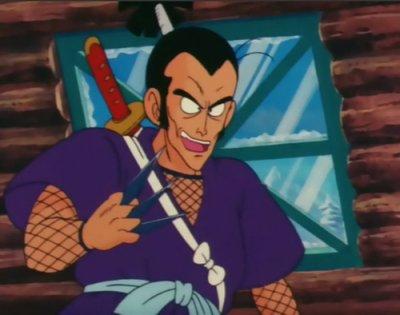 Sergent Murasaki