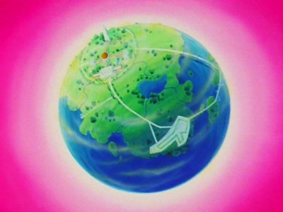 Planète de Dai Kaio