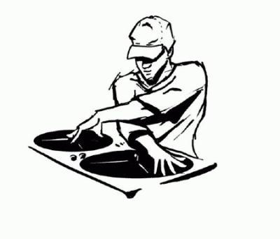POUR TOUT CONTACT VOICI MA CARTE DE VISITE DJ TOF