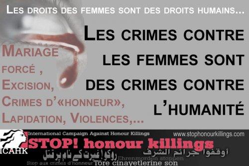 journée de sensibilisation a la lutte contre les violences faites aux femmes