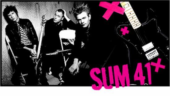 Discographie de Sum 41 trouve direct tout les articles qui t'interessent ici ; )