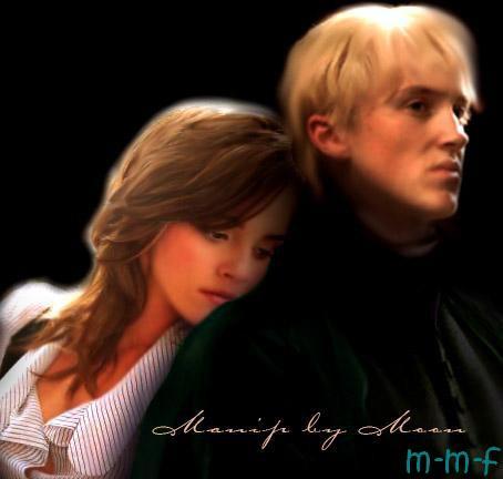 Hermione et Drago