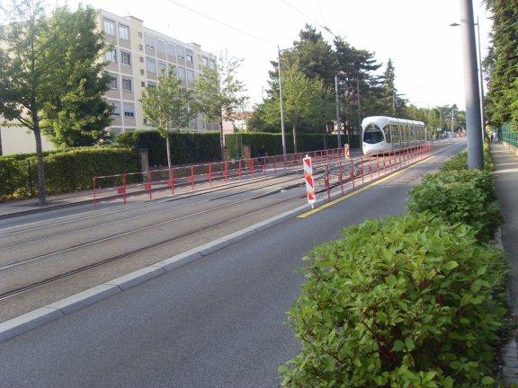 Tramway 2 à Rébufer