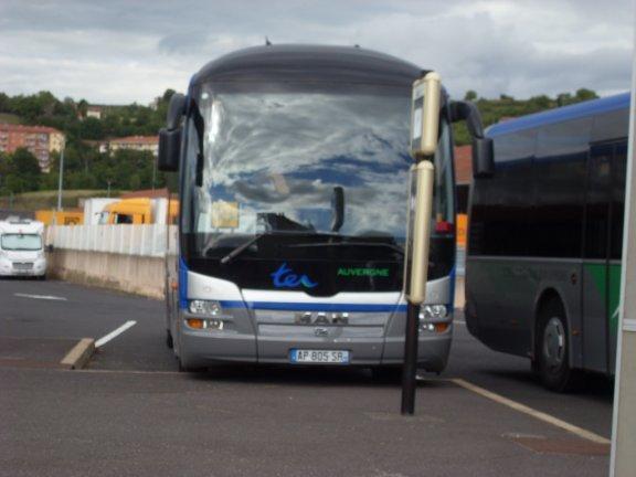 Car TER Auvergne