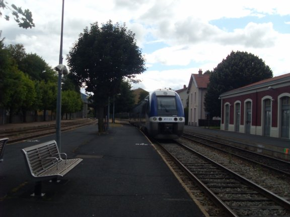 TER Auvergne au Puy en Velay