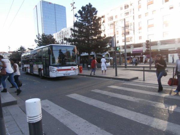 Ligne 38 à Gare Part-Dieu Vivier Merle