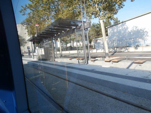 Station Lycée Colbert du Tramway T4