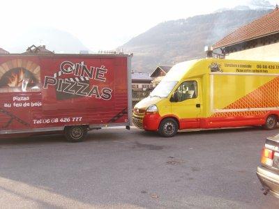 Mon nouveau camion pizza. !!!!