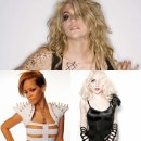 Photo de Kesha-Rihanna-LadyGaga