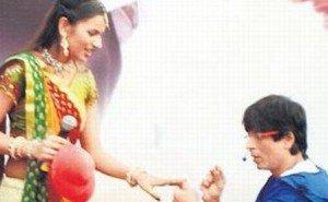 Shah Rukh Khan marié à l' une de ses fans.