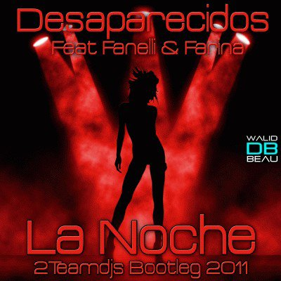Desaparecidos / La Noche (2Teamdjs Remix 2011)  (2011)