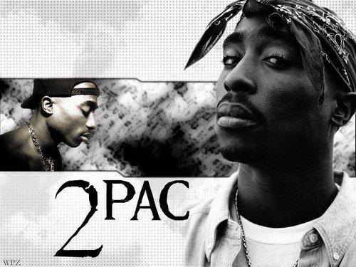 2pac un des piliers du rap ricain..