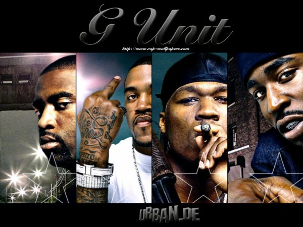g-unit (50 cent,lloyd banks,tony yayo,young buck ceux qui on bercer mon enfance..