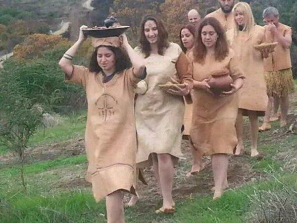 Femmes berbère * Les îles Canaries*