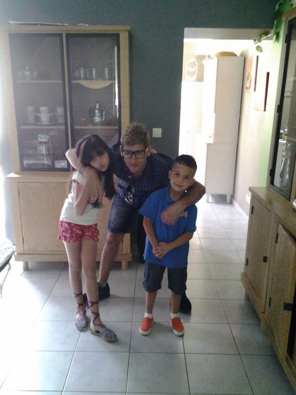 *moi et mes cousins