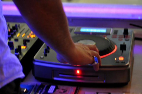 DJ MG TRAKKS Soirée Annif