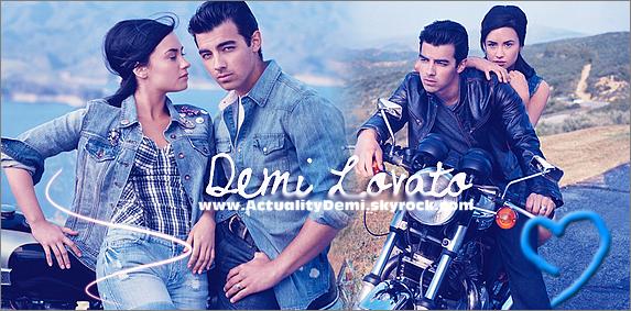 * Bienvenue dans ActualityDemi ; Ta source d'actualité sur Demi Lovato ! *