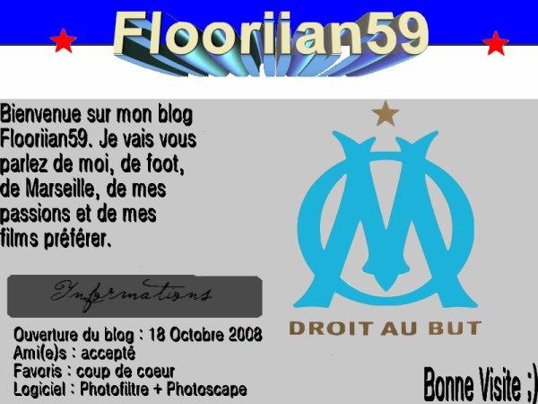 « Flooriian - 03 Novembre - Collégien - Célib. »