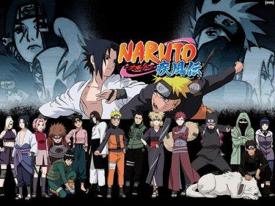 One Piece et Naruto Shippuuden réunient  :)