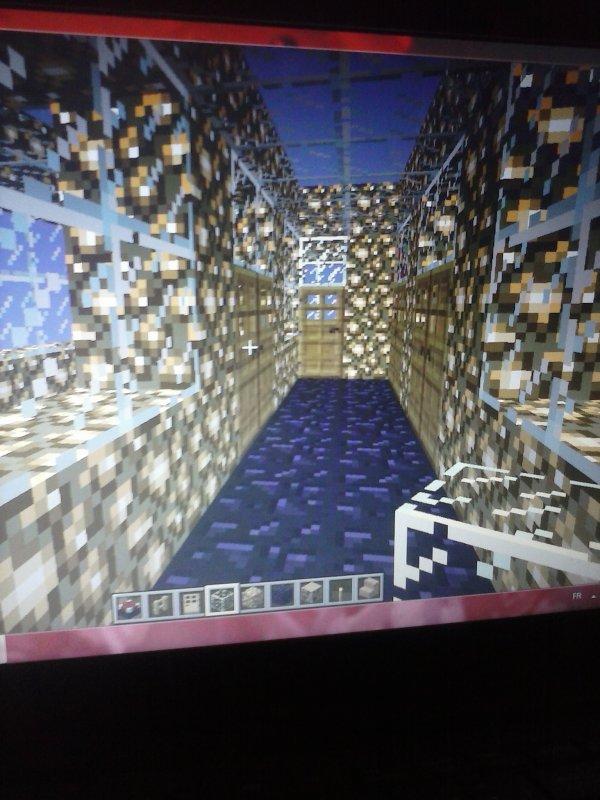 mon minecraft 1 ta méson