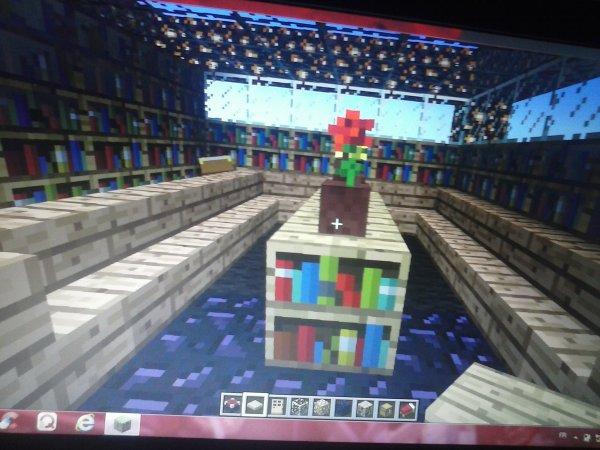 mon minecraft 2 ta méson
