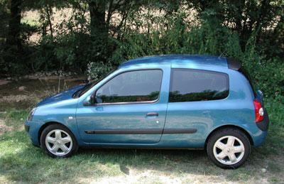Clio 2 Phase 2 Les Coloris Renault Clio
