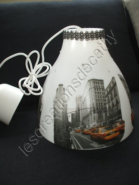 Lustre new york taxis jaunes blog de cathycrea62 - Lustre suspension new york ...