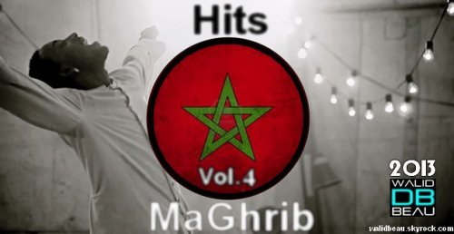 Album Pop HITS MAGHRIB Vol.4 / 02.Houda Saad - Bik N3ish (2013)