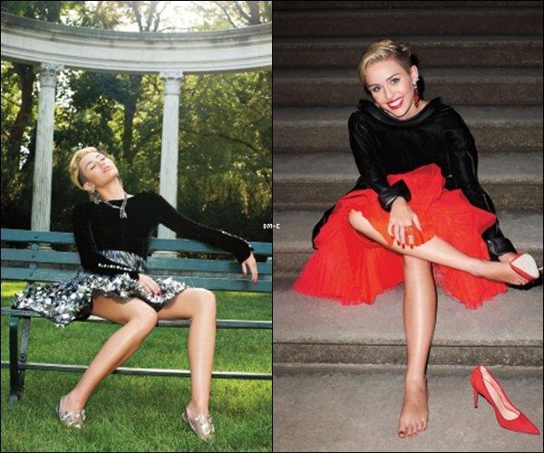#PHOTOSHOOT:  TERRY RICHARDSON pour le magazine  Harper Bazaar's.