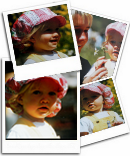 Photographie-JulieG   Montage photoshoot Julie Gasquet 2 ans :)