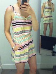 Shopping avec Maman hier