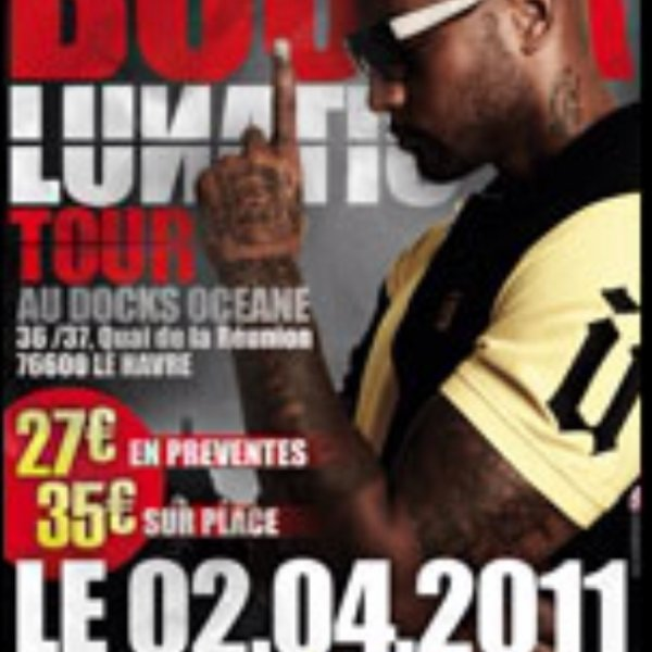 Concert de BOOBA au Havre