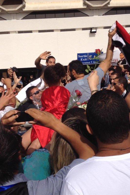 tamer hosny in morocco 06.07.2012