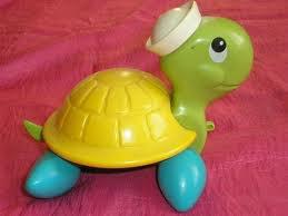 Ma tortue est un jouet !