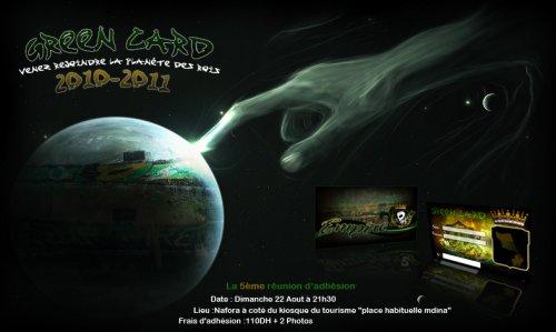 GrEeN CaRd 2010-2011