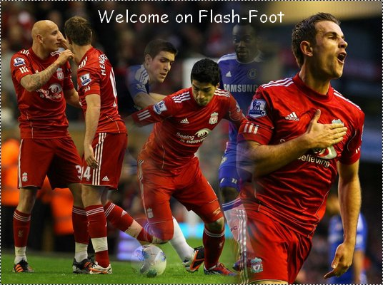 Welcom on Flash-Foot