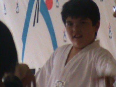 mon neveu chayan o karate