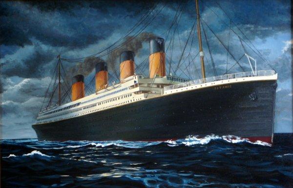Rms Titanic Sinking