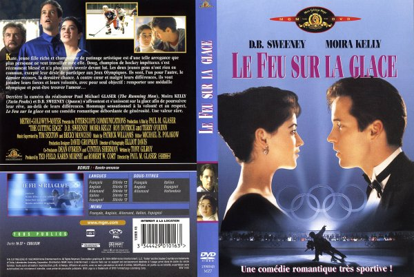 Le feu sur la glace (The Cutting Edge - French)
