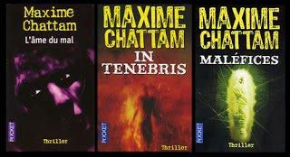 Ecrivains - Maxime Chattam