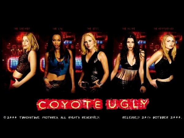 "Coyote Ugly ""ou"" Coyote Girls"