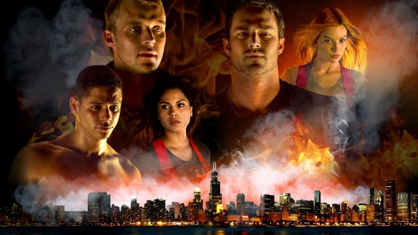 "Les 3 séries ""Chicago Fire - Chicago Polices Department - Chicago Med"" réunis"