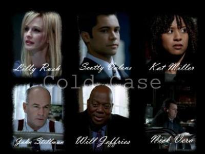Cold Case - Affaires classées !!