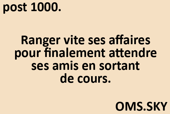 post 1000 ♥.