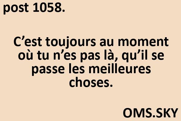 post 1058.