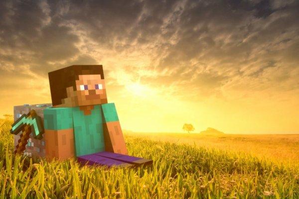 Bienvenue dans l'univers de Minecraft !