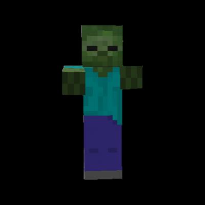 3. Le zombie