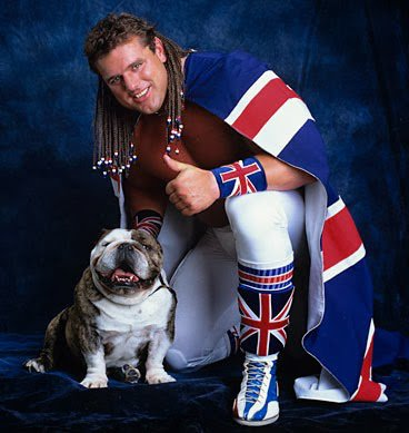 The British Bulldogs (Davey Boy Smith)