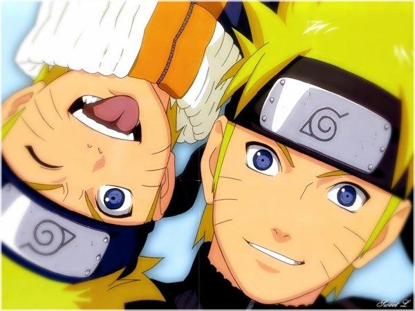 Premier article - Basé sur Naruto
