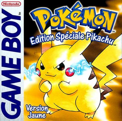 1998: Arc 1 (toujours) Pokémon version Jaune: Edition spéciale Pikachu